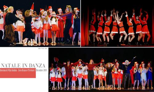 10° Rassegna Natale in Danza - Villa Guidini - Zero Branco (Tv) 2019