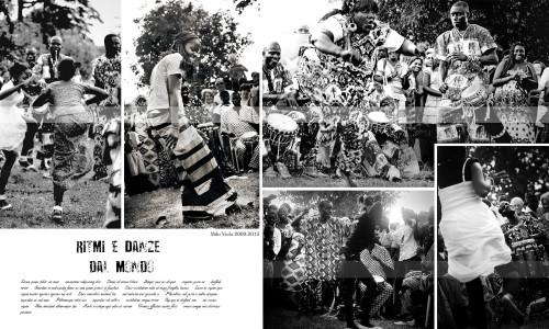 Ritmi e Danze dal Mondo